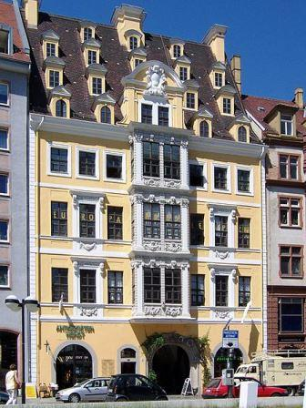 Bild Fregehaus Leipzig