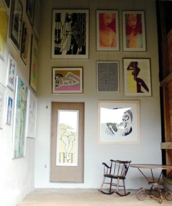 Bild Sommergalerie Hagen Stüdemann Vilz
