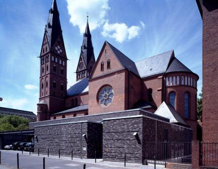 Bild Mariendom Hamburg