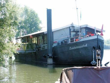 Bild Schifffahrtsmuseum Lautermuschel