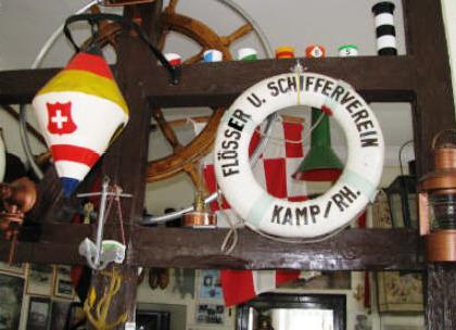 Bild Flößerei und  Schifffahrtsmuseum Kamp Bornhofen