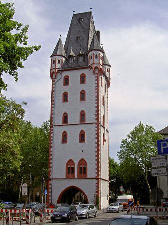 Bild Holzturm Mainz