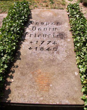 Bild Trinitatisfriedhof Dresden