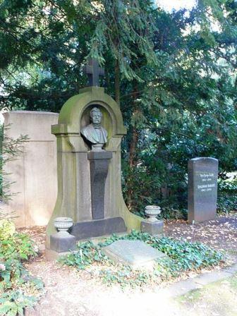 Bild Neuer Friedhof Bockenheim Frankfurt am Main