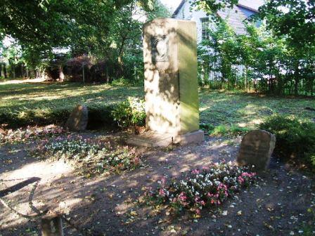 Bild Friedhof St. Jürgen Stralsund