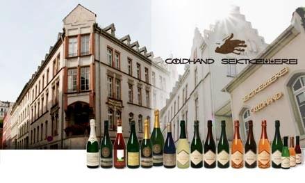 Bild Goldhand Sektkellerei Mainz