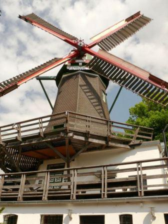 Bild Bergedorfer Mühle Hamburg