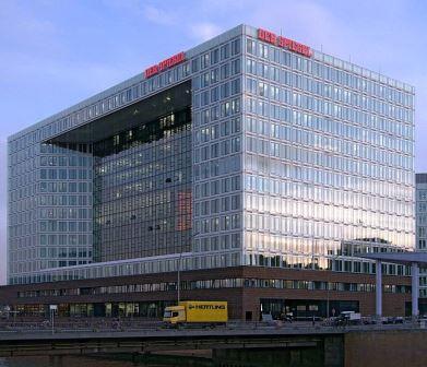 Bild Neues Spiegel Verlagshaus Hamburg