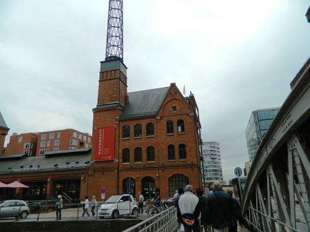 Bild HafenCity InfoCenter Hamburg