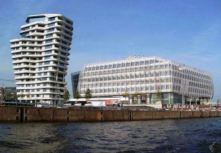 Bild Unilever Haus Hamburg