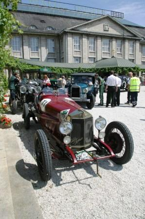 Bild Internationale Oldtimer Rallye Wiesbaden