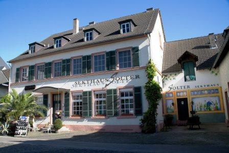 Bild Sekthaus Solter Rüdesheim