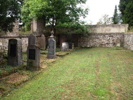 Bild Jüdischer Friedhof und Synagoge Eltville