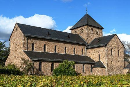 Bild Basilika Sankt Ägidius Mittelheim