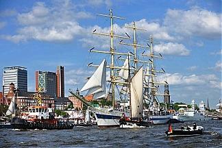 Bild Hafengeburtstag Hamburg