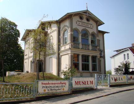 Bild Museum Villa Irmgard Heringsdorf