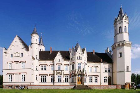 Bild Schloss Kartlow