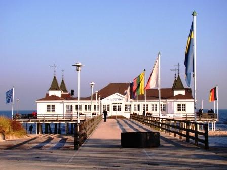 Bild Seebrücke Ahlbeck
