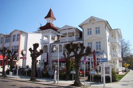 Bild Haus Waldfrieden Sellin