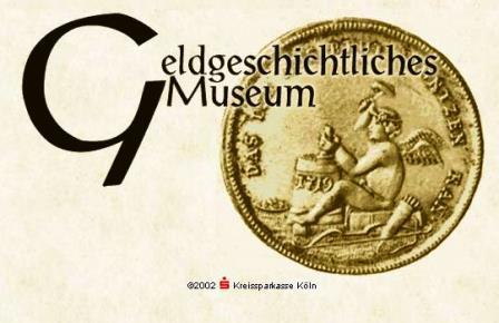 Bild Geldgeschichtliches Museum der Kreissparkasse Köln