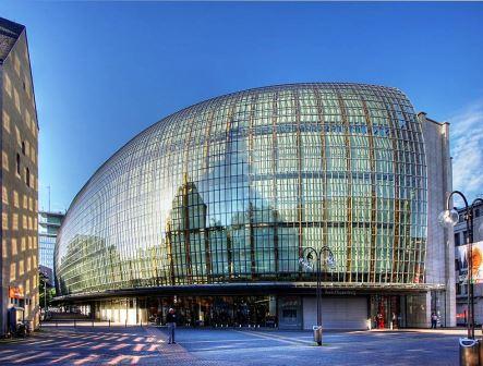 Architekten In Köln neue architektur in köln