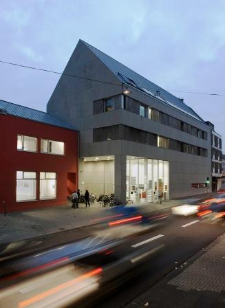 Bild Kunsthochschule für Medien Köln