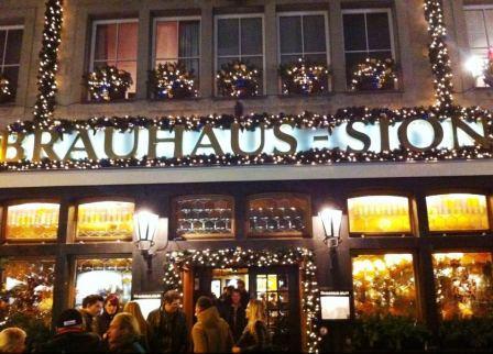 Bild Brauhaus Sion Köln