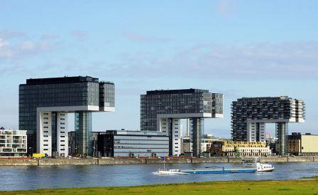 Bild Kranhäuser Köln