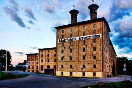 Bild Alte Malzfabrik Grevesmühlen