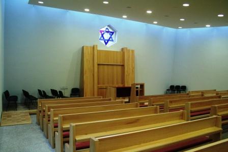 Bild Neue Synagoge Schwerin