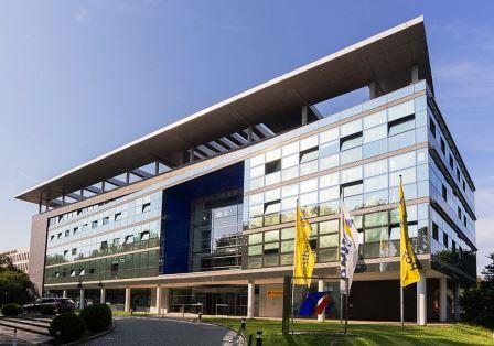 Bild Zentrale Deutsche Telekom AG in Bonn
