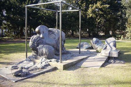 Bild Heinrich Heine Denkmal Düsseldorf