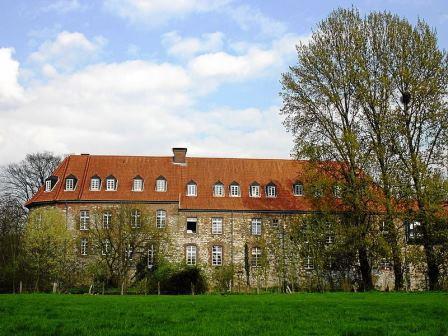 Bild Burg Angermund Düsseldorf