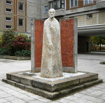 Bild Heinerich Heine Denkmal II Berlin