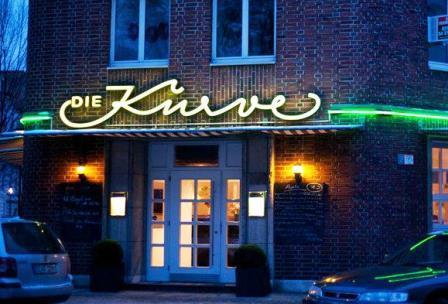Bild Restaurant Die Kurve Düsseldorf