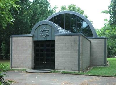 Bild Neuer Jüdischer Friedhof Düsseldorf