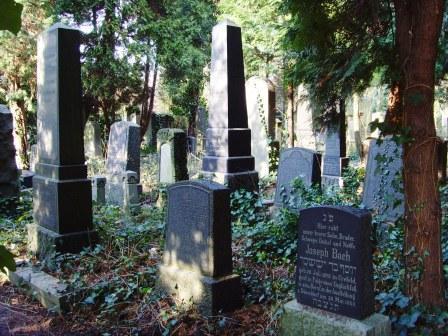 Bild Alter Jüdischer Friedhof Düsseldorf