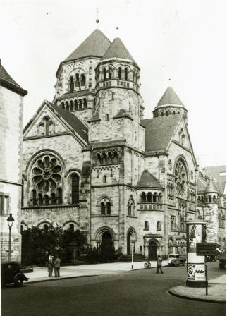Bild Große Synagoge Düsseldorf