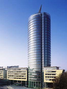 Bild Victoria Tower Düsseldorf