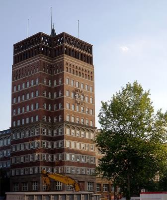 Bild Wilhelm Marx Haus Düsseldorf