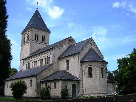 Bild Kirche St. Remigius Düsseldorf