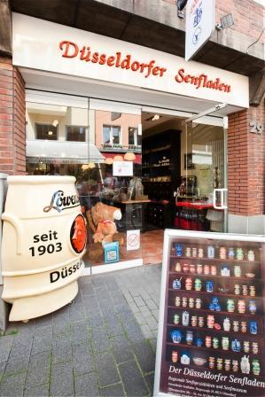 Bild Senfladen & Museum Düsseldorf