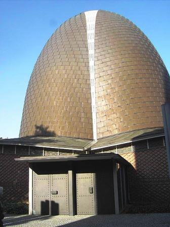 Bild Kirche St. Rochus Düsseldorf