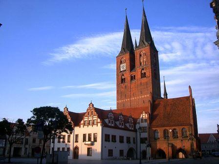 Bild Rathaus Stendal