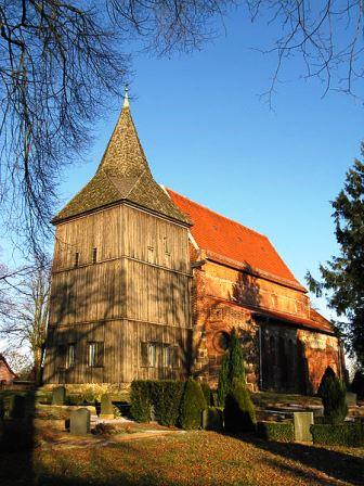 Bild Kirche St. Marien Groß Salitz