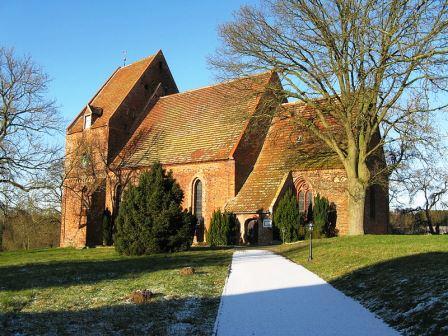 Bild Dorfkirche Kirch Mummendorf