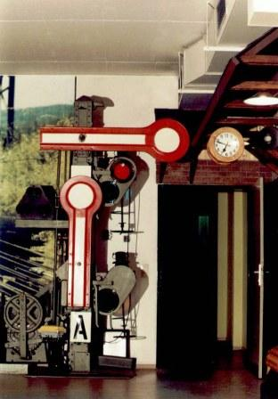 Bild Stellwerkmuseum Hagen