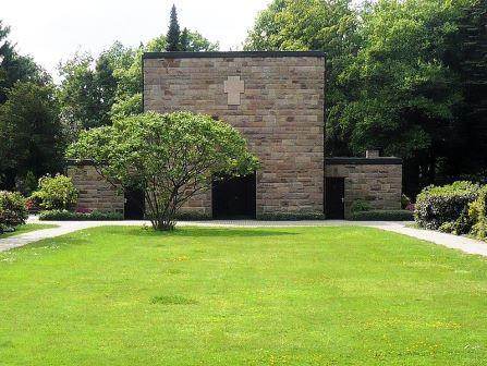 Bild Friedhof Bredeney Essen