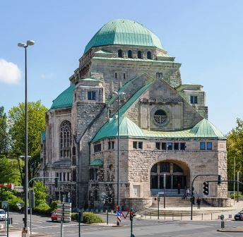 Bild Alte Synagoge Essen