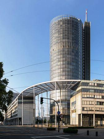 Bild RWE Turm Essen
